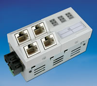 Ethernet Multiport Converter 12 x 10Base-T/10Base-FL